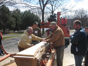 Illinois Wood Utilization Team